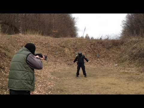 SECURITY CENTRUM - Střelba z brokovnice AKKAR