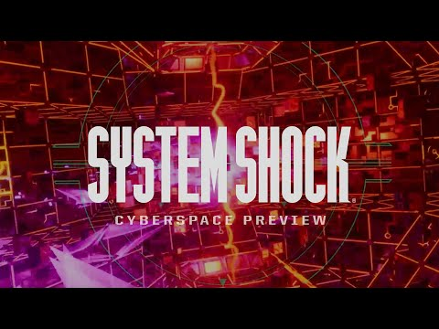 System Shock CYBERSPACE Preview - Nightdive Studios