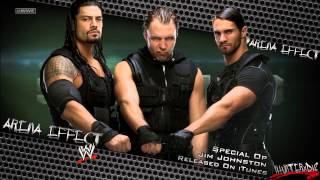 "WWE [HD] : The Shield 1st Theme - ""Special Op"" + [Arena Effect][Download Link]"