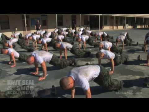 Navy SEAL BUD/S Training - Basic Orientation