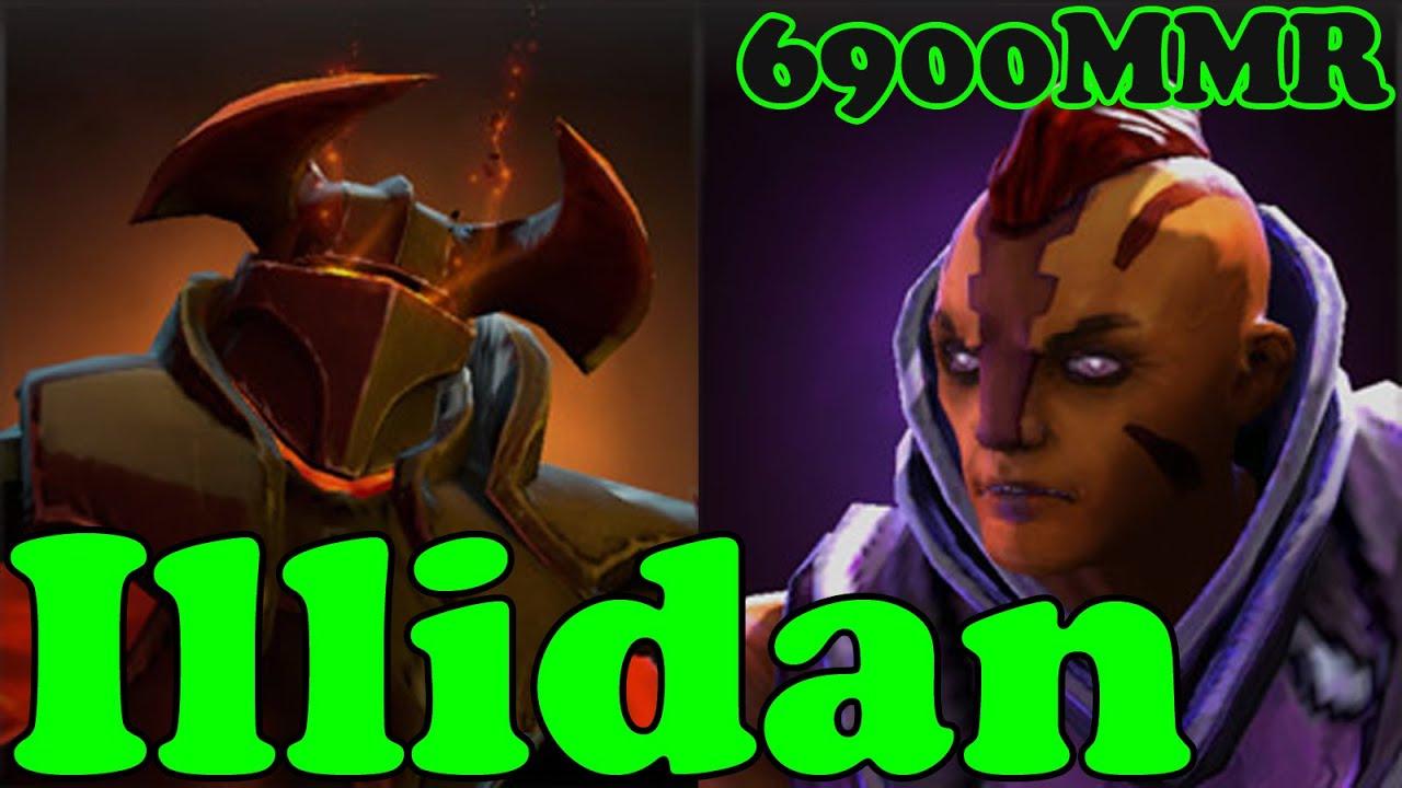 Dota 2 Illidan