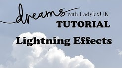 Dreams PS4 Tutorial: Lightning Effects