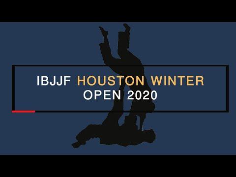 IBJJF Houston Winter Open 2020 - Ricardo Evangelista vs Roberto Jimenez | Jiu Jitsu