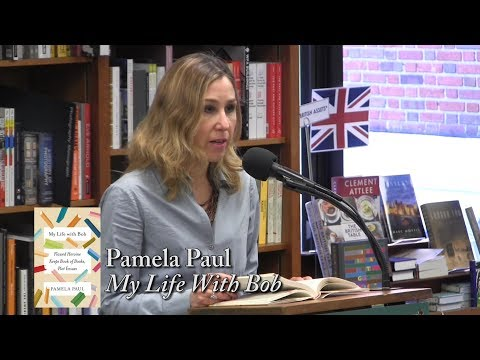"Pamela Paul, ""My Life With Bob"" (with Susan Coll)"