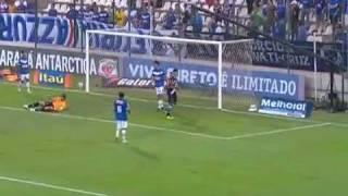 Cruzeiro 0 x 3 Vasco da Gama - Brasileirão 2011