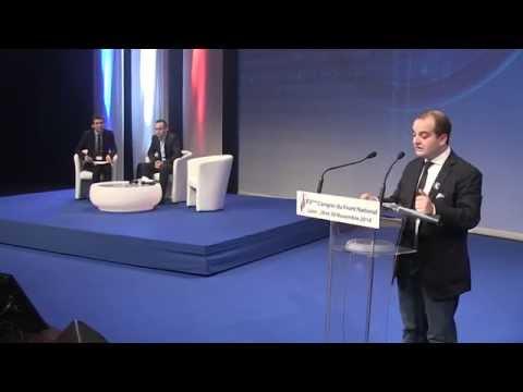 XVème Congrès du Front National à Lyon : Les libertés numériques