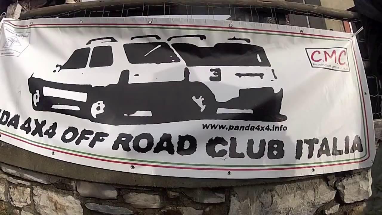 Buon Natale 4x4.Buon Natale Dal Panda4x4 Off Road Club Italia