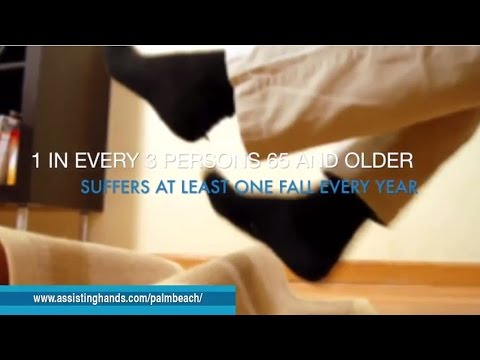 Fall Prevention is an Important Goal in Senior Home Care