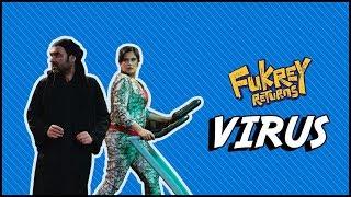 Virus | Dialogue Promo | Fukrey Returns | Varun Sharma | Richa Chadha | Pankaj Tripathi