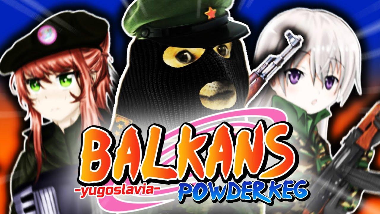 BALKANS Anime Opening