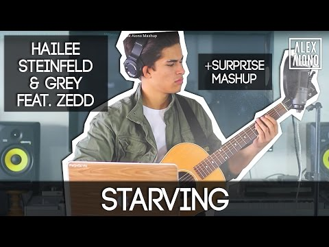 Thumbnail: Starving by Hailee Steinfeld & Grey feat. Zedd WITH SURPRISE MASHUP | Alex Aiono Mashup