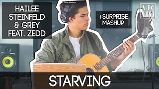 Starving By Hailee Steinfeld & Grey Feat. Zedd With Surprise Mashup  Alex Aiono Mashup