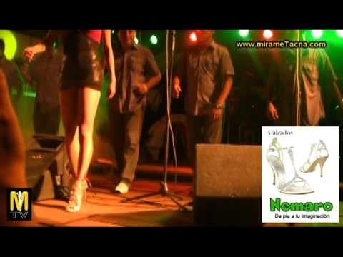 El baile prohibido de Claudia Portocarrero 2011 - MirameTacna.Com