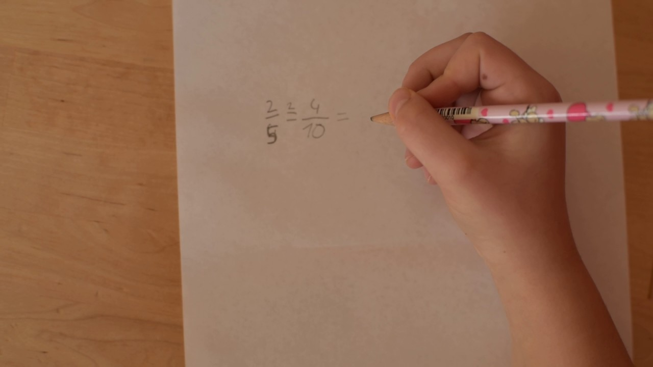 Bruch in Dezimalbruch umwandeln - 6. Klasse Mathe ganz einfach von ...