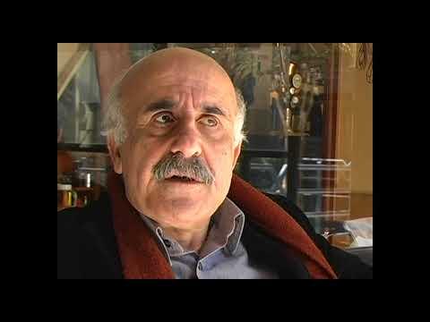 Lebanese poet Abbas Baydoun talks about Sargon Boulus