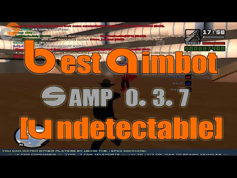 [CLEO] Best Aimbot For Samp 0.3.7 (Undetectable) || SiRa CreationZ ||