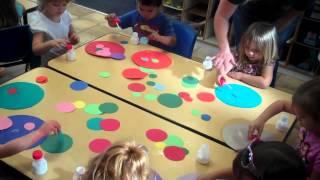 Okul Öncesi Etkinlik Videosu