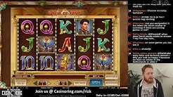 🔥Hot slots & Good vibes 🔥 !impress & Share your highlights on Casinoring.com