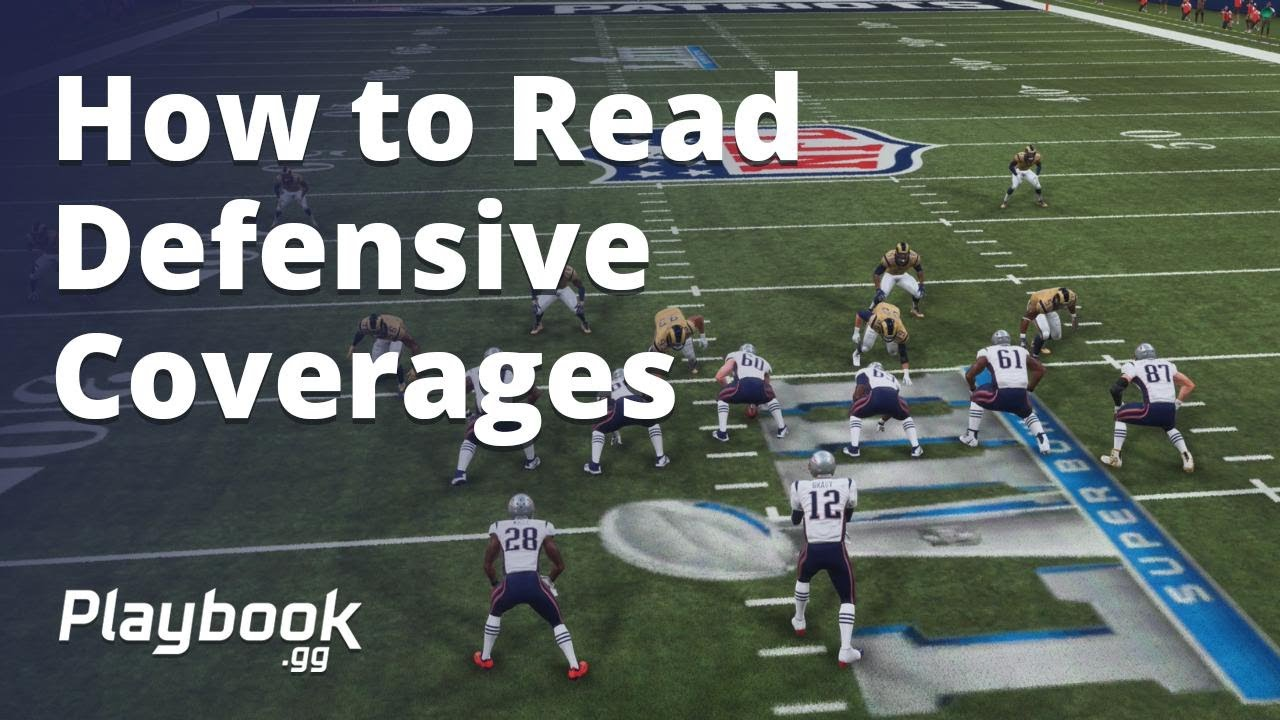 How To Read Defensive Coverages in Madden 19 Pre Snap