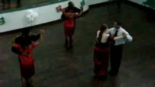 DENNY tango academia de dança prazer de dançar.wmv