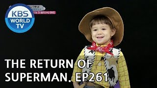 The Return of Superman | 슈퍼맨이 돌아왔다 - Ep.261: Our Winter Story[ENG/IND/2019.01.27]