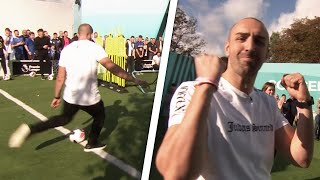 Jose Enrique's tremendous free-kick 🚀⚡ | Soccer AM Pro AM | Newcastle United fans