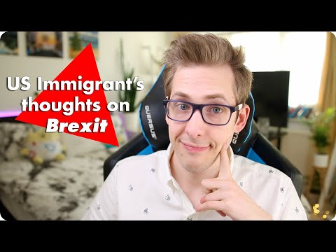 An American Immigrant's Thoughts on Brexit