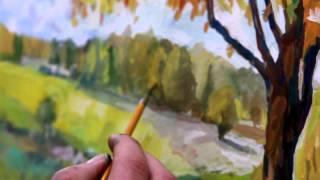 Искусство и Экология (новая)(Работа участвовавшая в ПЕРВОМ ВСЕРОССИЙСКОМ КОНКУРСЕ социальной рекламы -
