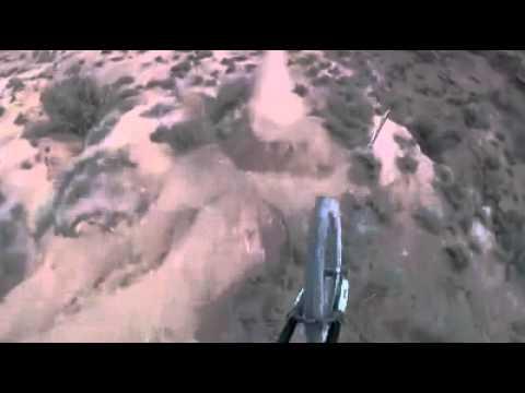 Down Hill biker