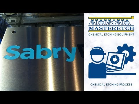 Chemical Etching Process | Masteretch