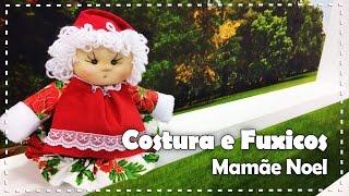 MAMÃE NOEL DE FUXICO