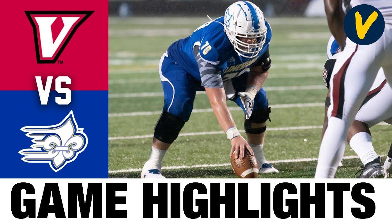 UVA Wise vs Limestone Highlights | D2 2021 Spring College Football Highlights