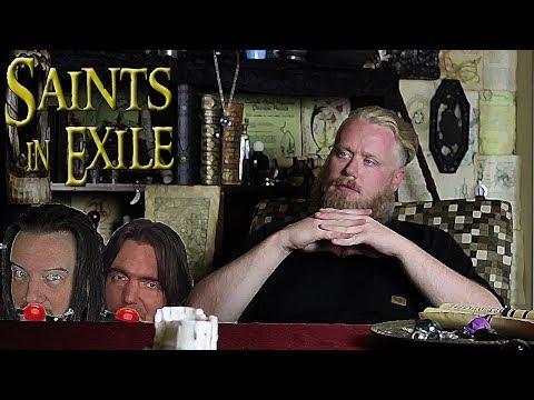 The Youtube Saints 59 - Saints in Exile (ft Magog unmasked)