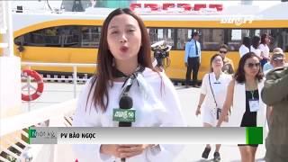VTC14 | Cận cảnh tuyến buýt sông đầu tiên ở TP HCM hoạt động chính thức