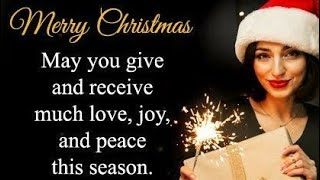 Merry Christmas Christmas Wishes Best Quotes Greetings Whatsapp Cards Whatsapp Status 2019