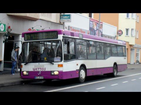 [Sound] Bus Mercedes O 405 N2 (WES-JA 505) der Fa Wettels Touristik GmbH, Rheinberg (Kreis Wesel)