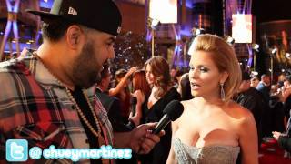Peoples Choice Awards - Chuey Martinez & Carrie Keagan