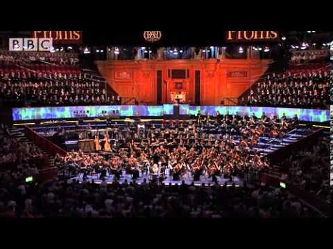 BBC Proms 2013: Watch Vaughan Williams's Toward the Unknown Region