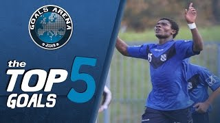 TOP 5 GOALS 10 kolo JSL 2014 15