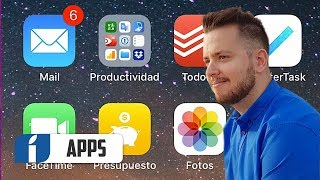 ¿Qué apps tiene Apple 5x1 en su iPhone X?