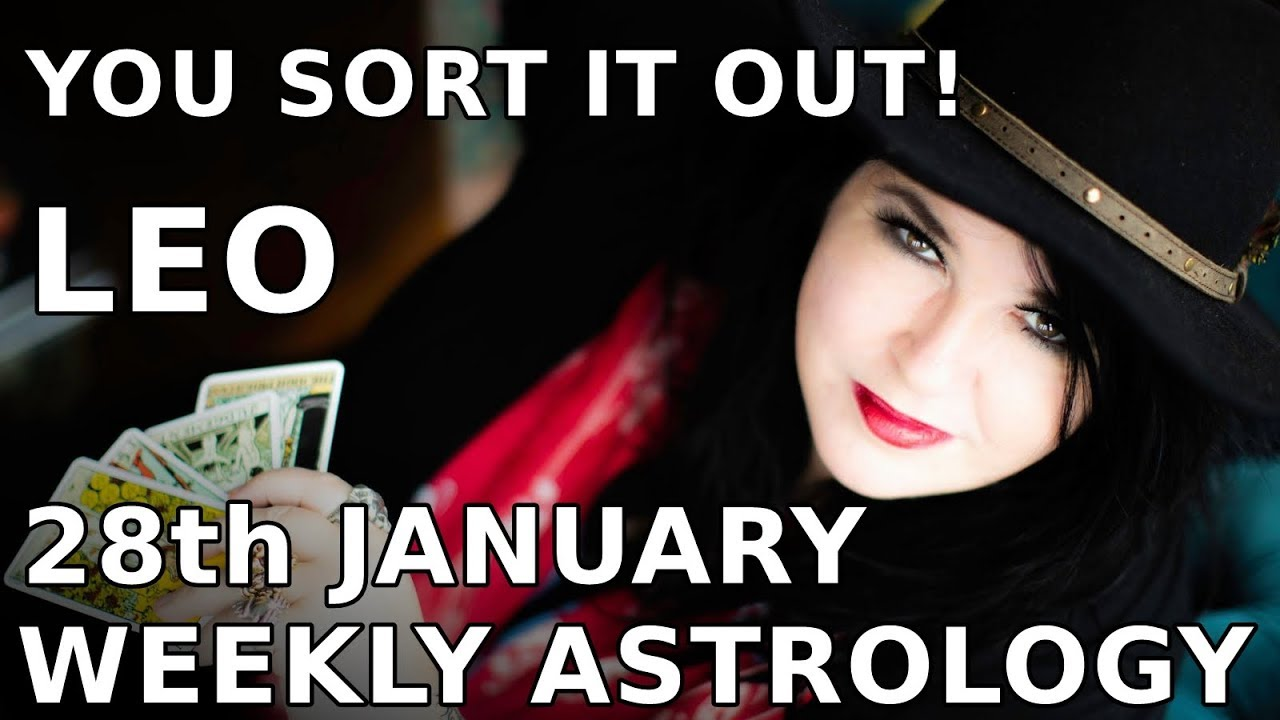 leo weekly astrology forecast january 13 2020 michele knight