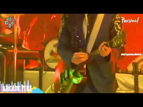 Arcade Fire - Here Comes the Night Time / Lollapalooza Argentina