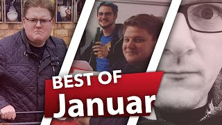 Best of Januar 2018 🎮 Best of PietSmiet