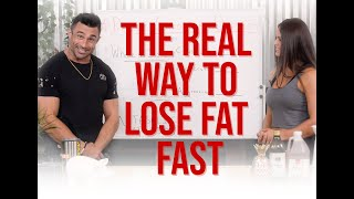 How Many Calories Should I Eat to Lose Weight?    SixPack Abs Whiteboard Educational Series