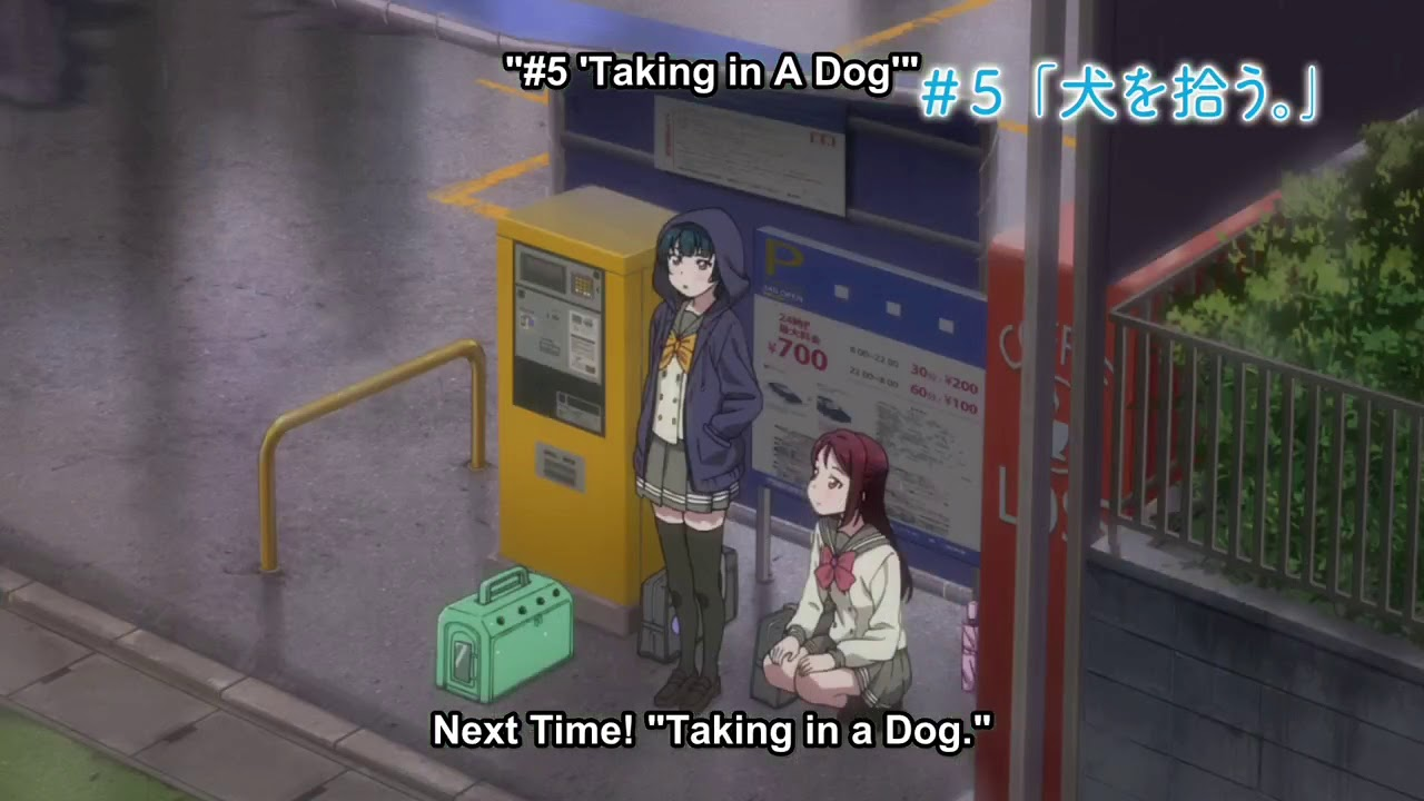 love live sunshine s2 ep 5