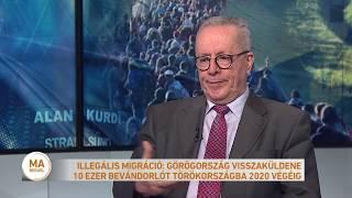 Leszboszon és a környező szigeteken már 30 ezer menedékkérő várja a továbbjutás lehetőségét
