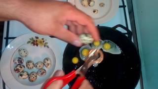 на youtube яичница-глазунья из перепелиных яиц своими руками. Best eggs