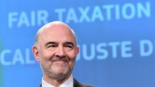 Еврокомиссия предложила новый налог на цифровые услуги