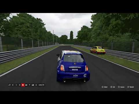SRC XXVIII Race 4 - Spin from the lead