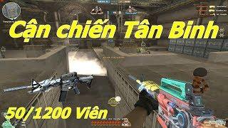 Cầm 7 M4A1 VIP Xuống Tân Binh Và Cái Kết - Tiền Zombie v4